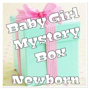 5LB Baby Girl Mystery Box NEWBORN